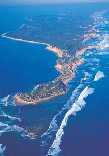 Point Nepean Aerial