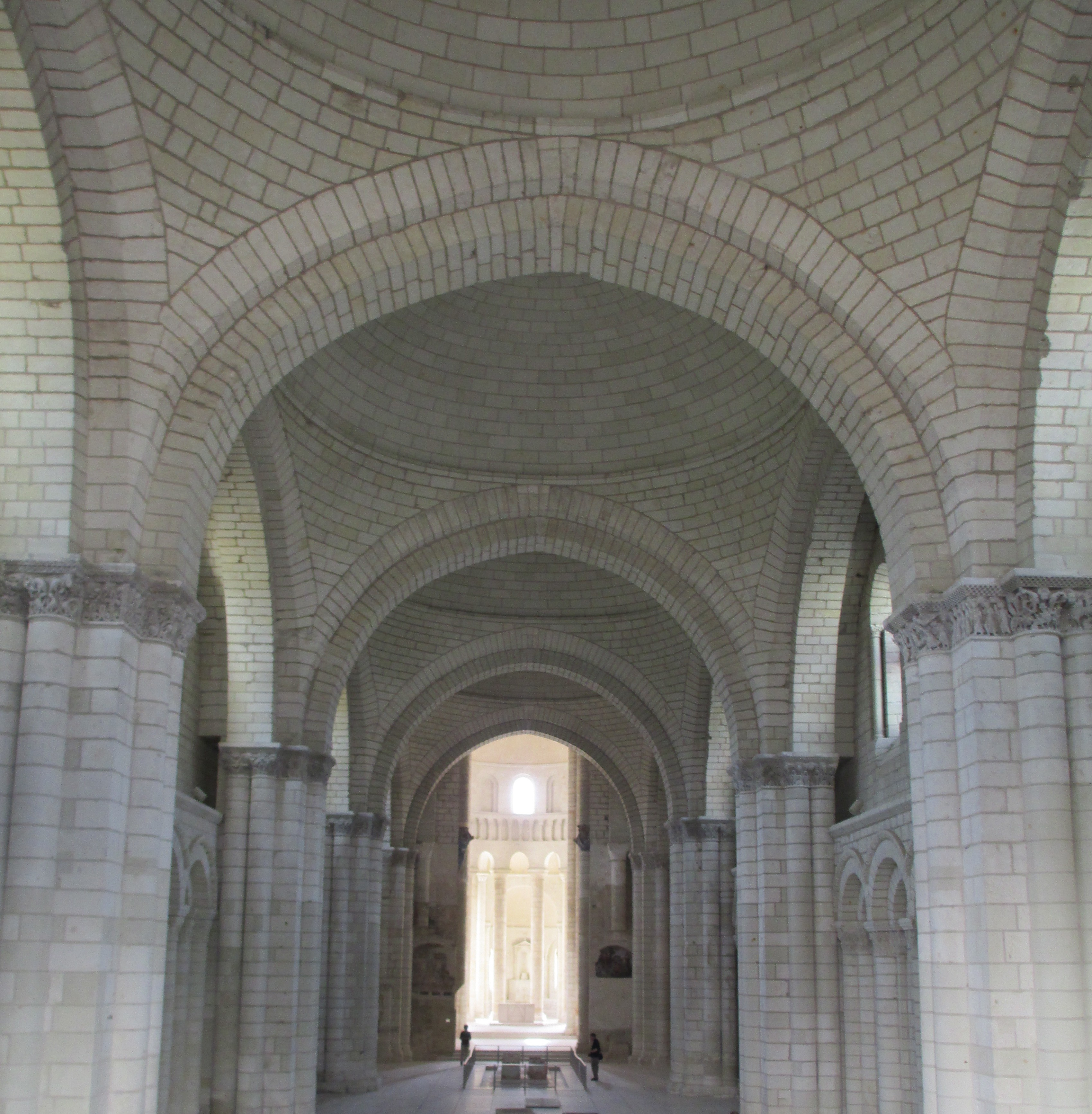 fontevraud main hall