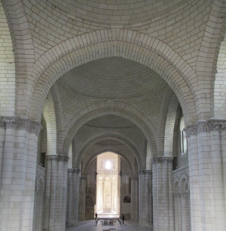 fontevraud main hall