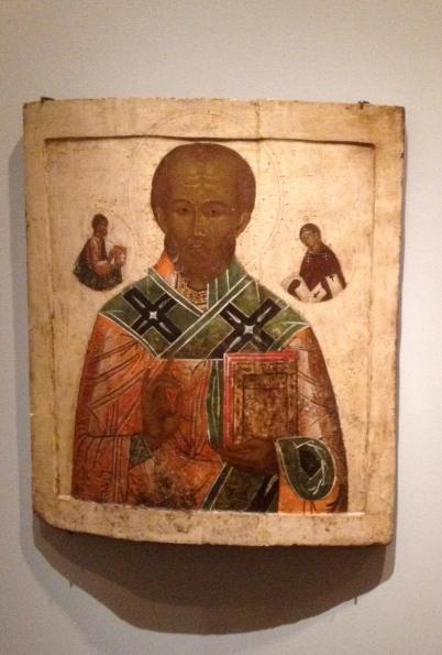 Icon St Nic