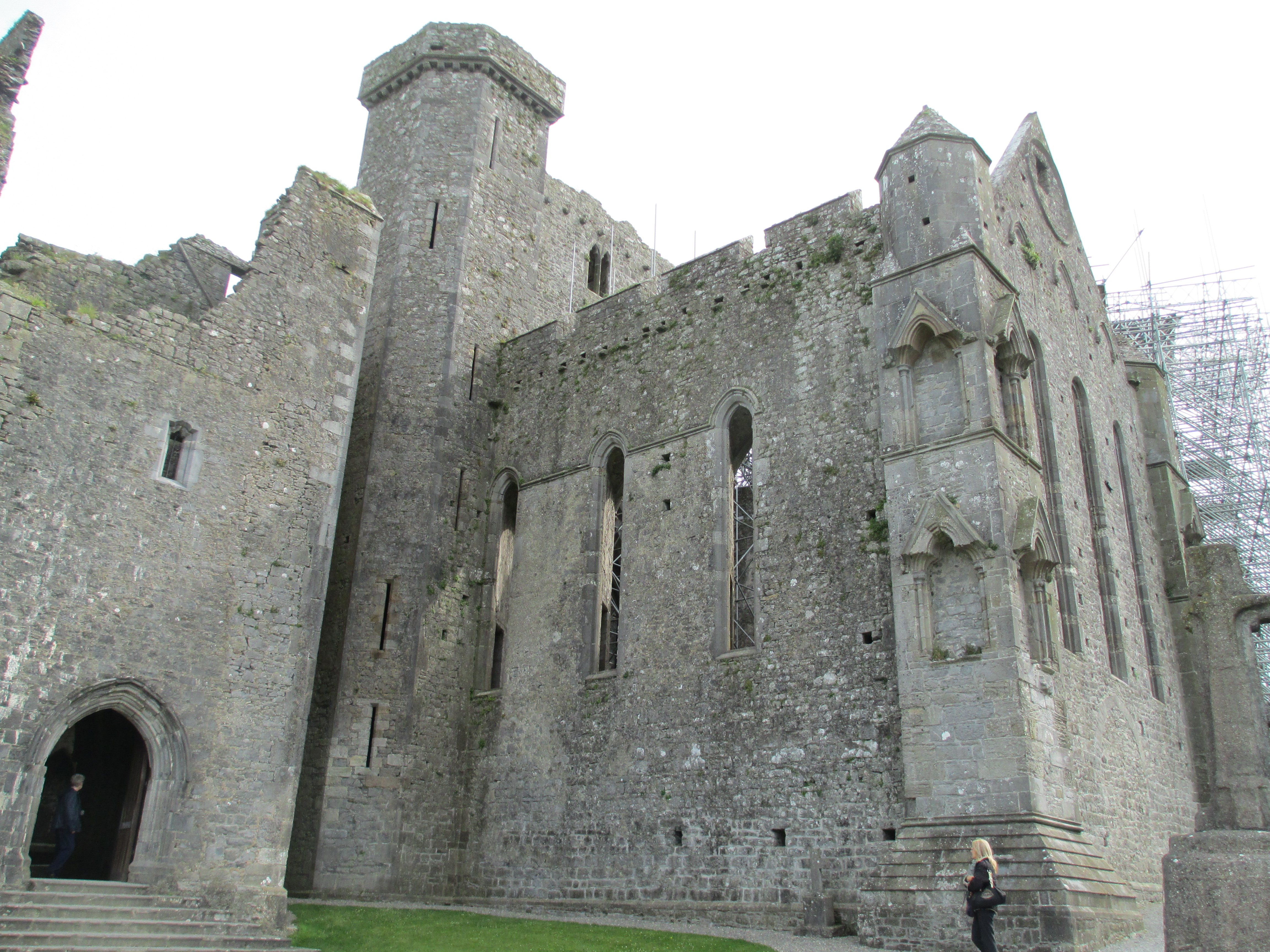 St Patricks Day The Rock Of Cashel Historical Ragbag