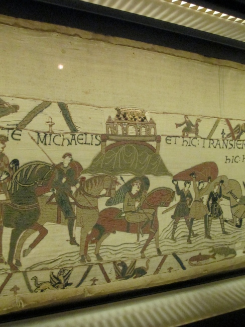 Bayeux tapestry 11