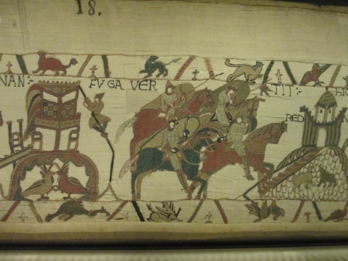 Bayeux Tapestry 12
