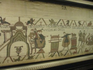 Bayeux Tapestry 14