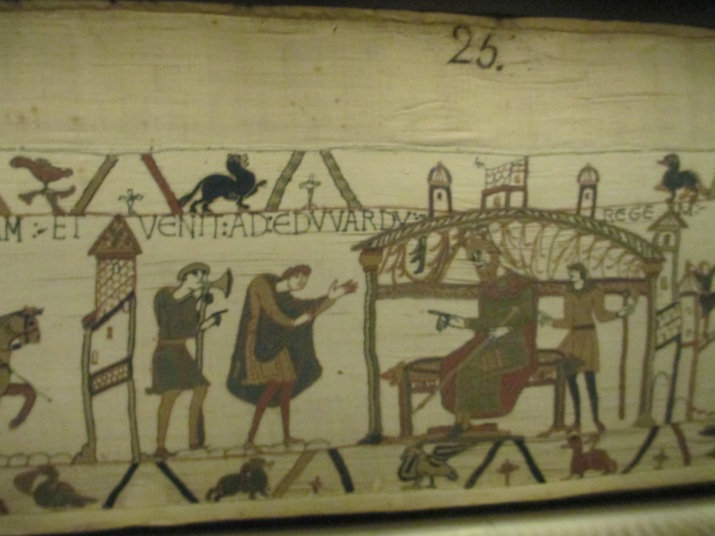 Bayeux Tapestry 15