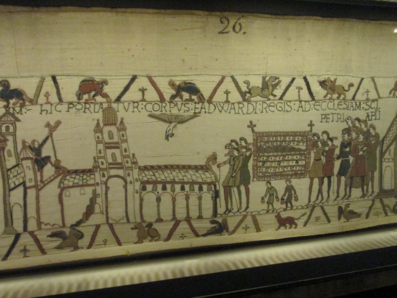 Bayeux Tapestry 16