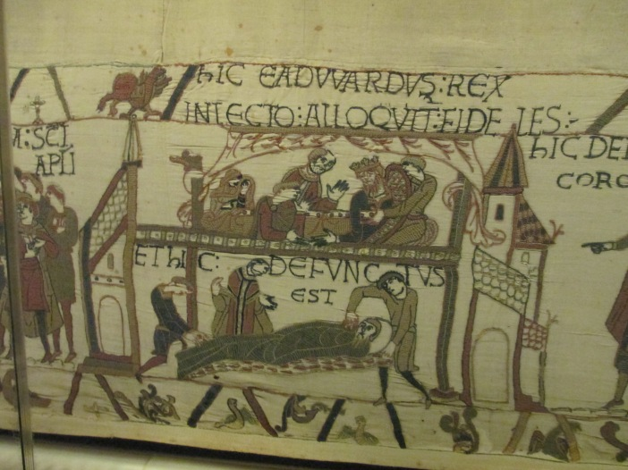 Bayeux Tapestry 17