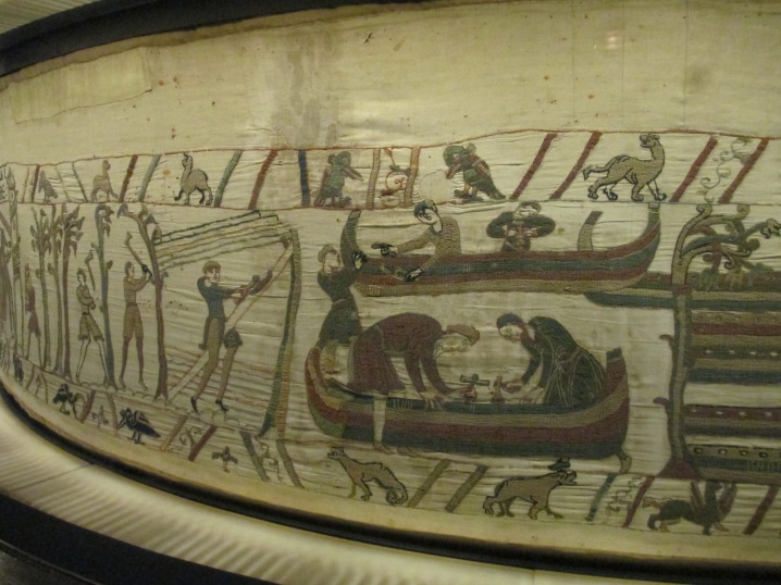 Bayeux Tapestry 21