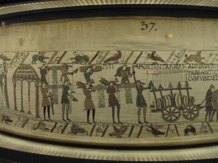 Bayeux Tapestry 22