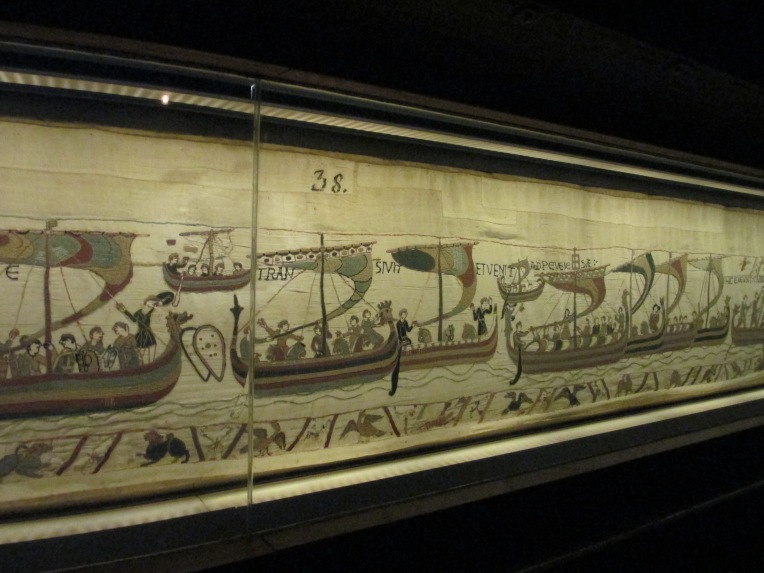Bayeux Tapestry 23