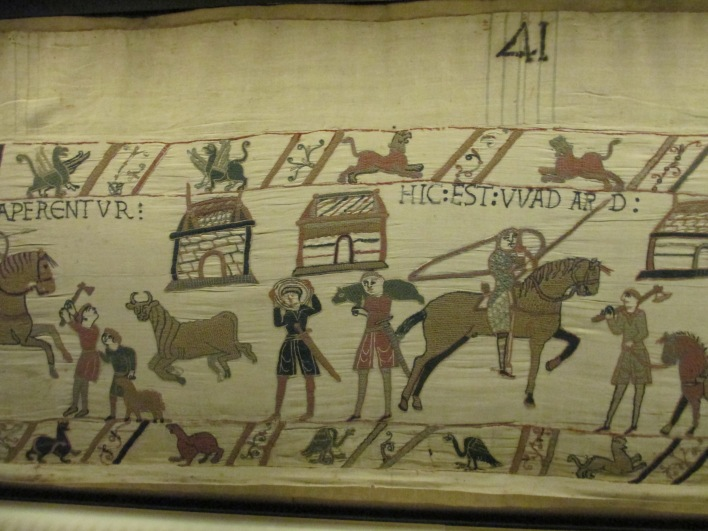 Bayeux tapestry 26