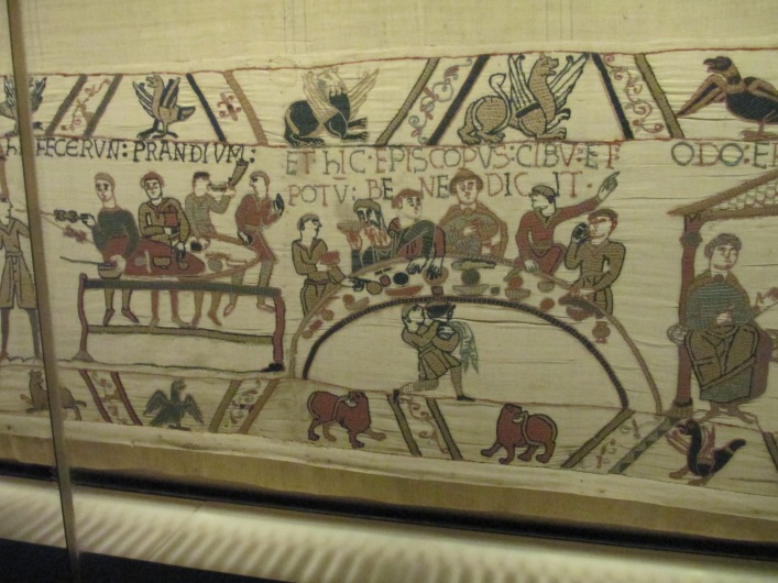 Bayeux Tapestry 27