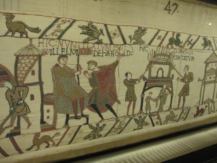 Bayeux Tapestry 29