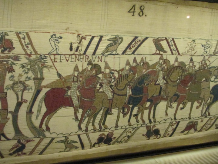 Bayeux Tapestry 30