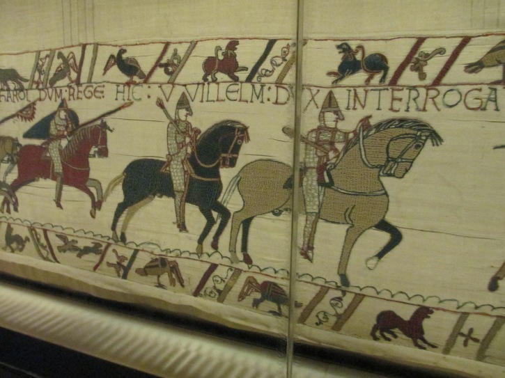 Bayeux Tapestry 31