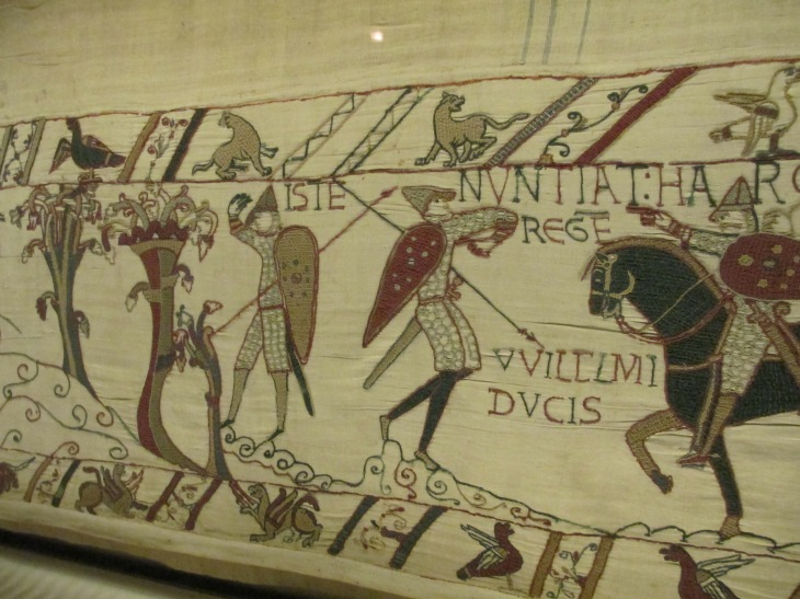 Bayeux Tapestry 32