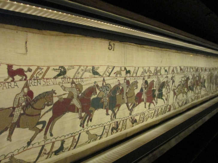 Bayeux Tapestry 33