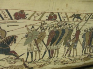 Bayeux Tapestry 34