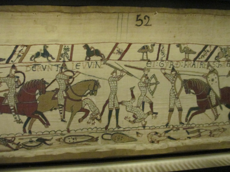 Bayeux Tapestry 35
