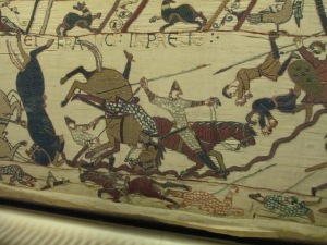 Bayeux Tapestry 37