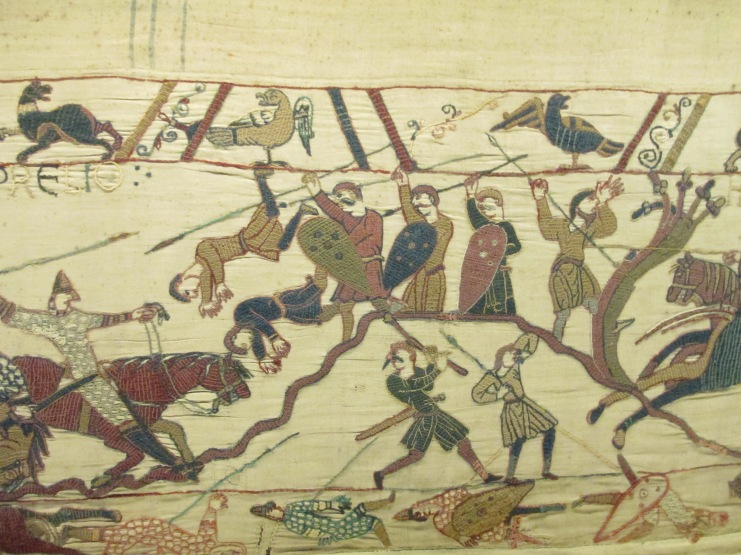 Bayeux Tapestry 38