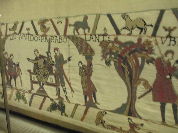 Bayeux Tapestry 4