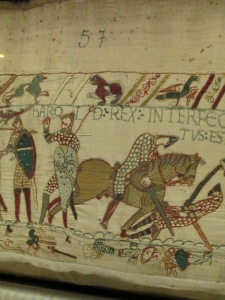 Bayeux Tapestry 40