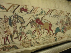 Bayeux Tapestry 41