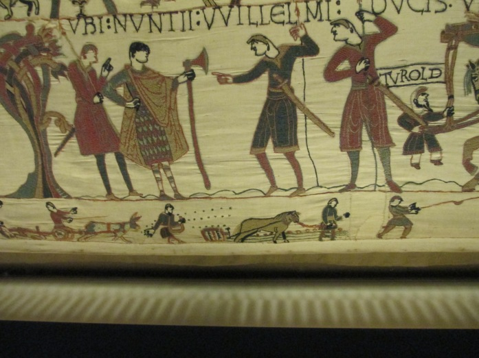 Bayeux tapestry 5