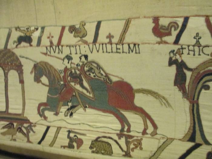 Bayeux tapestry 6