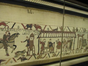 Bayeux Tapestry 8