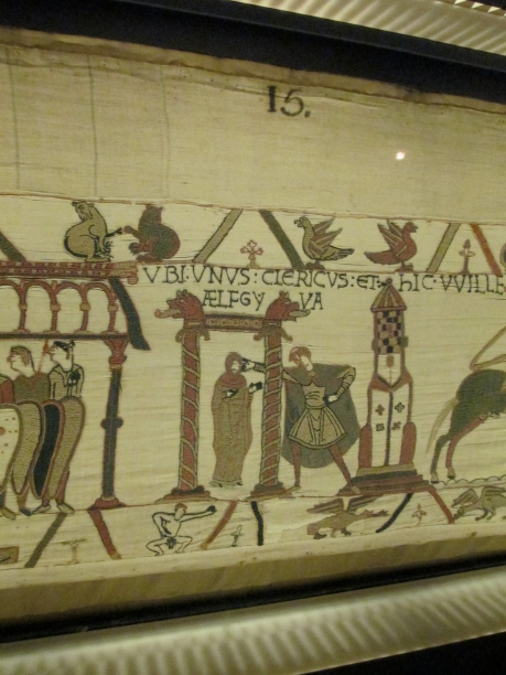 Bayeux tapestry 9