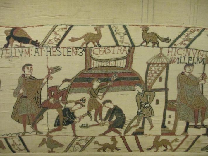Bayuex Tapestry 28