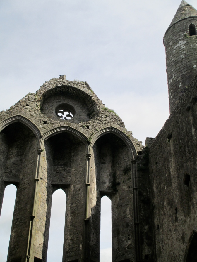 Cashal cathedral inside