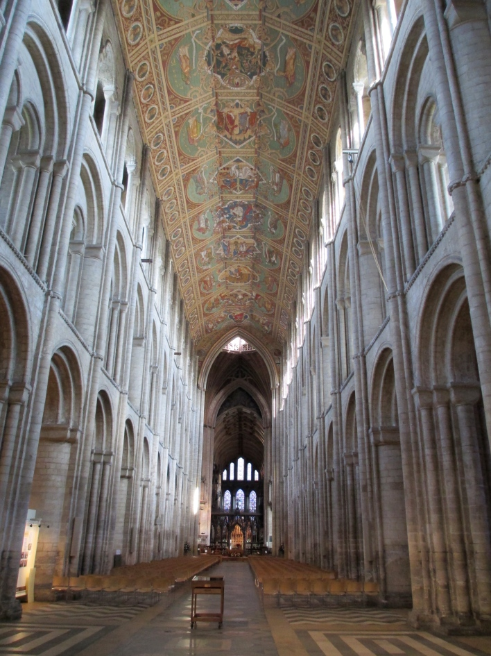 Ely Cathedral inside