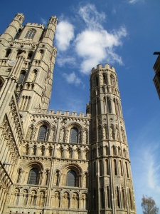 Ely cathedral