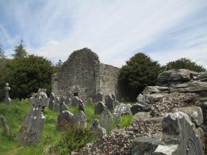 Glendalough Cathedral