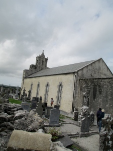 Kilfenora cathedral