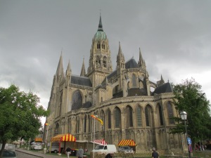 Notre Dame Cathedral Bayeaux