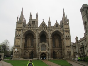 Peterbourgh Cathedral
