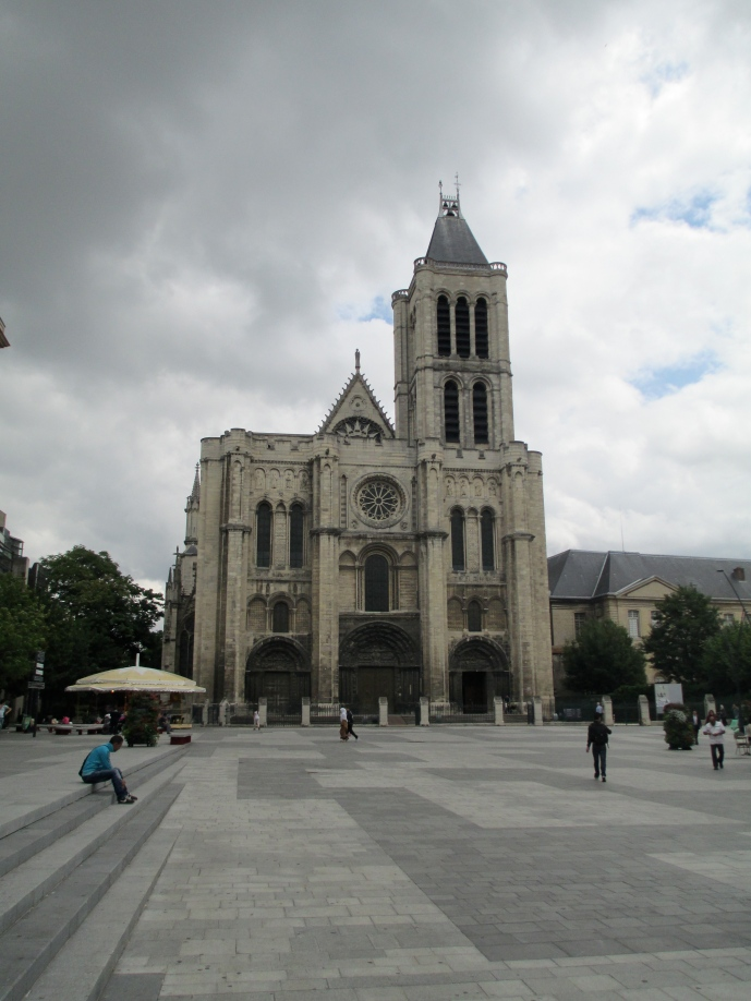 St Denis Cathedral