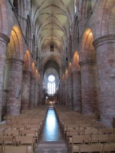 St Magnus' cathedral inside