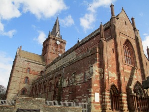 St Magnus' cathedral