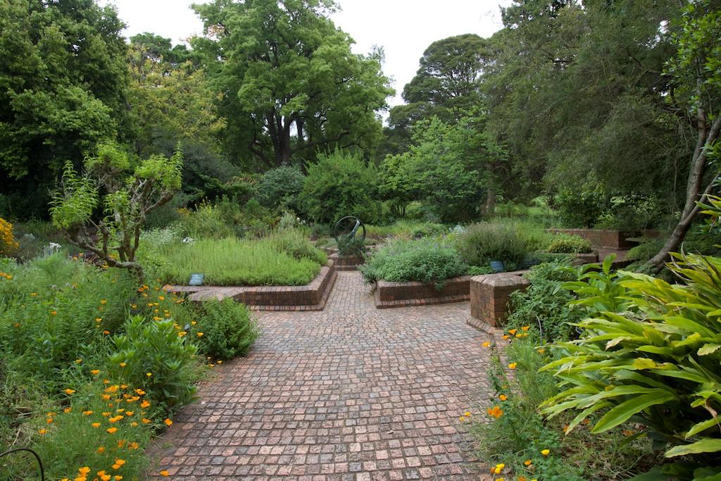 Herb Garden, Botanic Gardens Melbourne