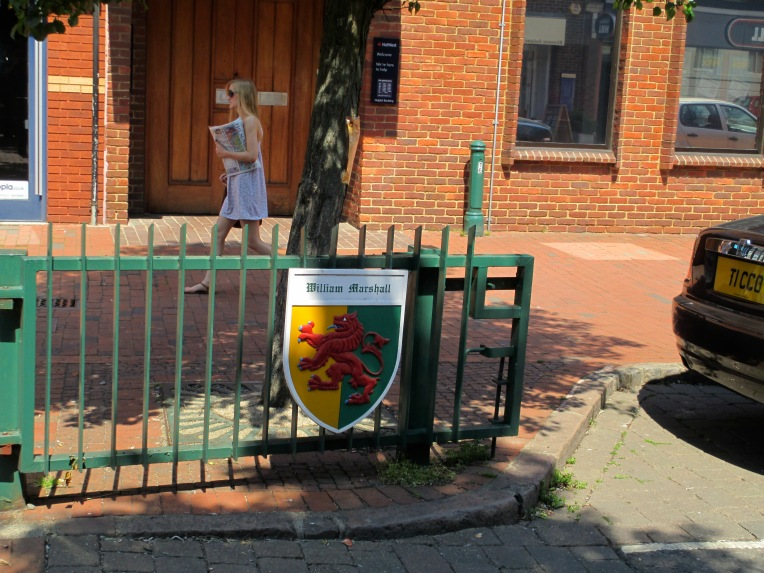 marshal gate